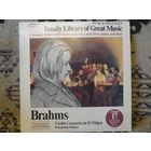Разные исполнители - Brahms. Violin Concerto in D Major / Hungarian Dances - RCA Custom, USA