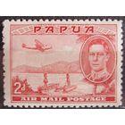 Британские колонии. ПАПУА 1939-1941,2d, Кораблики.
