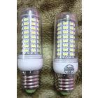 Светодиодная лампочка Led 72 SMD 5730 Е27 LED 220V 5.5-6,2W белый