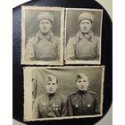 Гвардеец 3 Белорусского фронта, 1944 г.