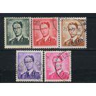 Бельгия Кор 1953-8 Болдуин Стандарт