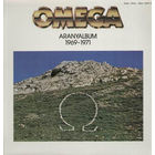 LP Omega - Aranyalbum 1969-1971 (1979)