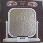 Uriah Heep - Look At Yourself-1971,Vinyl, LP, Album,Made in Canada.