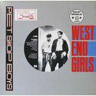 0443. Pet Shop Boys. West end girls. 1985. Parlophone (EEC, Maxi Single) = 10$