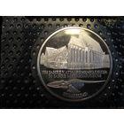 10 марок 1998-2001гг. (всего 37 шт). Серебро 925 проба