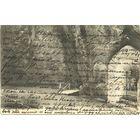 Почтовая карточка царской России. Открытое письмо - Пятигорск Провал внутри