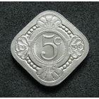 Нидерланды 5 центов 1938