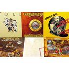 0691-0695. Jethro Tull. 5 альбомов по 17$/шт. (все 5 = 77$)