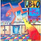 "LP Ансамбль ""UB 40"" - Крыса на кухне (1987) raggei"