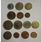 СНИЖЕНИЕ ЦЕНЫ!!! Лот из 14-ти монет Югославии без повторов (1953-1990 гг.)