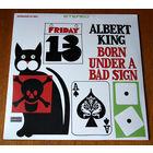 """Albert King """"Born Under A Bad Sign"""" (Vinyl)"""