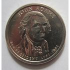США. 1 доллар 2007 Джон Адамс (1797-1801). 369