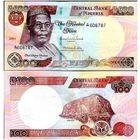 Нигерия - 100 Найра 2011г. UNC 470005   распродажа