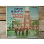 The Chad Mitchell Trio - Mighty day on campus - Kapp Records, USA