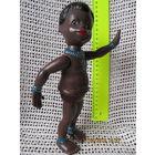 Кукла мальчик-негритёнок(целлул оид,СССР,1950-е годы)