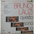 LP Bruno Lauzi - Questo Sono Io