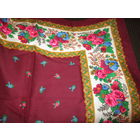 Старый шерстяной платок