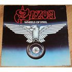 LP Saxon - Wheels Of Steel (1980) Heavy Metal