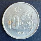 Турция, 10000 лир 1997