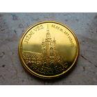 Медаль Колокольня Jizni Vez Прага Чехия