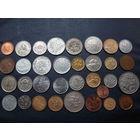 Коллекция - 33 монеты ФЛОРА и ФАУНА #1 БЕЗ ПОВТОРОВ !!!