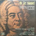 G. F. HANDEL - Integrala Sonatelor Pentru Flaut si Bas Continuu - 2LP - 1977
