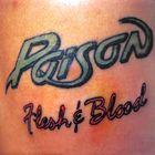Poison - Flesh & Blood - LP - 1990