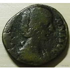 Древний Рим. Dupondius. Julia Domna 194 A.D. 30 mm