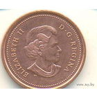 Канада 1 цент 2010г.  распродажа