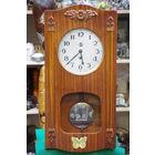 Часы настенные ОЧЗ  ( РАБОЧИЕ , ОБСЛУЖЕННЫЕ )