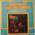 LP Bill Haley And The Comets - Rock! Rock! Rock! (1971)