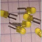Светодиоды. ЖЕЛТЫЙ цвет 3 мм. (((Цена за 50 шт)))