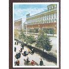 Минск  проспект им. Сталина 1954