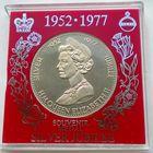 Великобритания, юбилейная памятная медаль 1977 года, Elizabeth II Silver Jubilee: 1952-1977, РАСПРОДАЖА