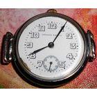 Антикварные офицерские марьяжные часы Таваннес на механизме cyma