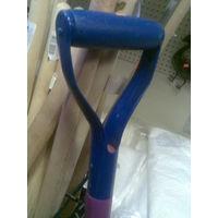 Ручка такая (металл) на черенок лопаты нужна! Пластиковые не предлагать.