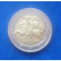 Литва 2 евро 2017