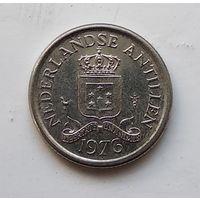 Нидерландские Антильские острова 10 центов, 1976 1-1-40