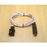 Кабель-переходник для питания электротехники (5-pin) от прикуривателя. Длина: 2.10м.