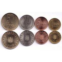 Румыния 2018 набор 4 монеты UNC