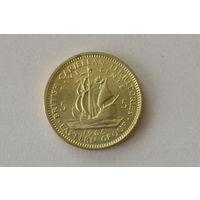 Восточно Карибские Штаты 5 центов 1965