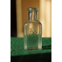 Бутылка царских времен  6,5 см