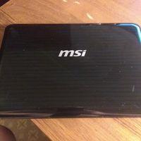 Нетбук MSI U135DX