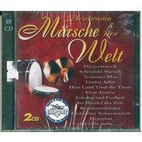 2CD Die Schonsten Marsche Der Welt (2003) в т.ч. Luftwaffenmusikkorps WWII