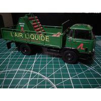 Продам UNIC MZ 37 CA Belfort (France 1964), журнальная серия Camions DAutrefois номер 21, green производитель IXO