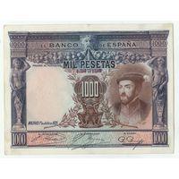Испания, 1000 песет 1925 год. - Редкая! -