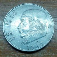 Мексика 1 песо 1982