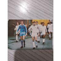 Календарик Динамо Киев 1987 1 млн