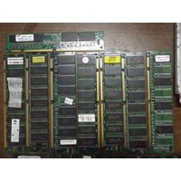 Оперативная память SDRAM 128MB (разные фирмы)