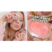 Milani Baked Blush румяна для лица Luminoso